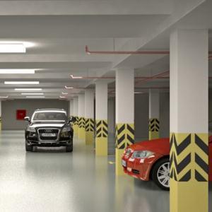 Автостоянки, паркинги Зиргана