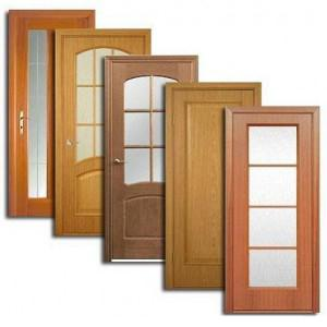 Двери, дверные блоки Зиргана