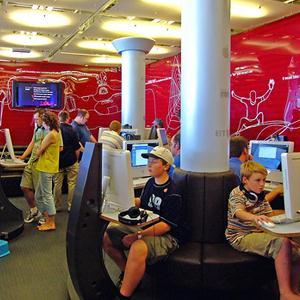 Интернет-кафе Зиргана
