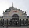 Железнодорожные вокзалы в Зиргане