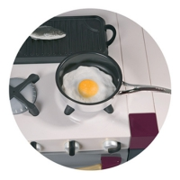 Рахат-Лукум, кафе-ресторан - иконка «кухня» в Зиргане